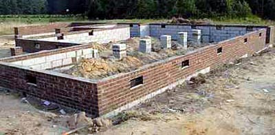 Crawl space foundation inspection in ga and sc for Building a crawl space
